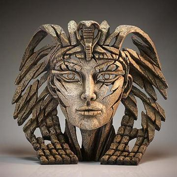 Cleopatra Bust - Desert By Matt Buckley Edge