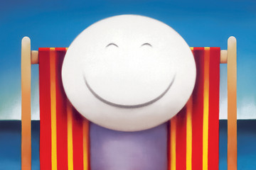 Summer Smiles - By - Doug Hyde