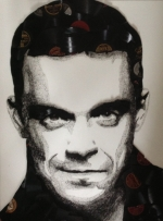 Robbie Williams By Ben Riley