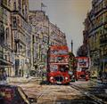 Top Selling Artwork - On the Buses